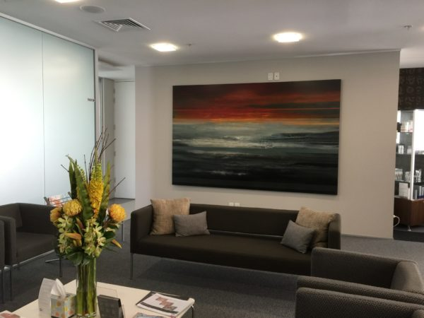 Art for medical Offices - Mobile Art Gallery