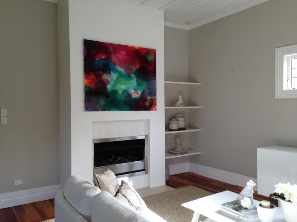 Art for the home - Mobile Art Gallery - Virginia Leonard
