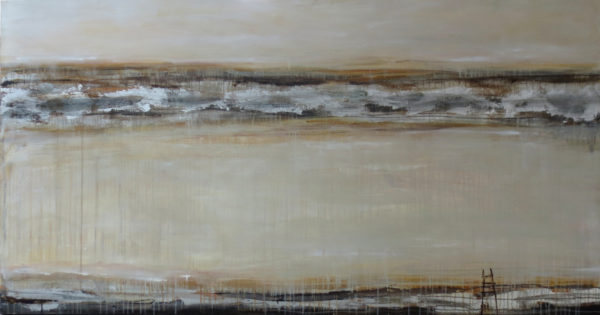 Contemporary Landscape Tranquility Prevails b y Jody Hope Gibbons