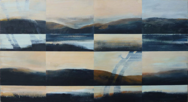 Echoes by Elizabeth Rees art for sale hire rent lease