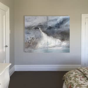 Contemporary Landscape Images of Alaska by Margaret Woolley