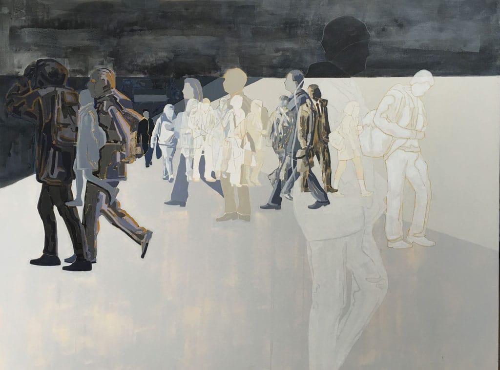 NZ Art Platform 3 by Lisa Chandler