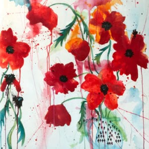 Red-Poppies-in-Vase