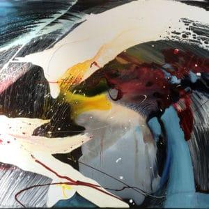 Spin 1 - Cristina Popovici - Mobile Art Gallery