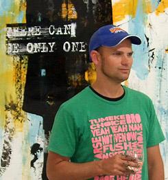 Christian Nicolson   NZ Artist   Art for Sale   Art Hire   Art Rent