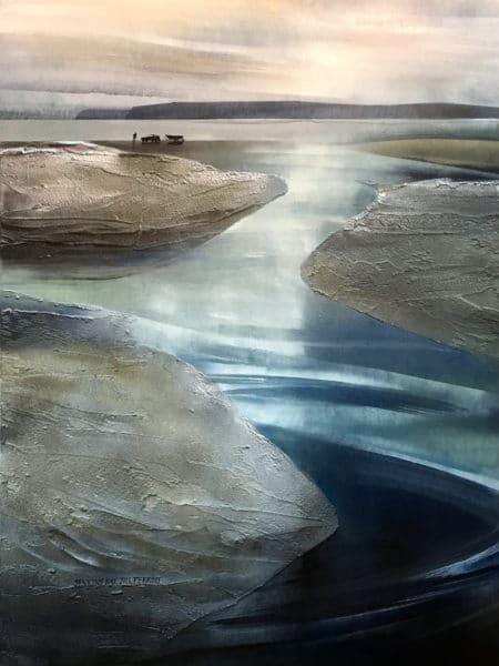 Landscape Painters - Jill Perrott - Mobile Art Gallery
