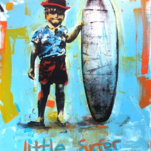 Little Surfer 2