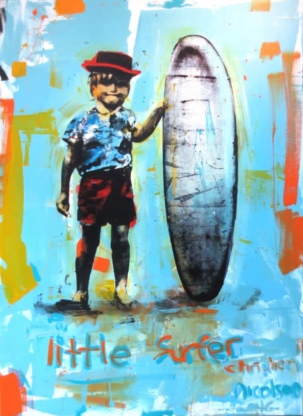 Little Surfer 2