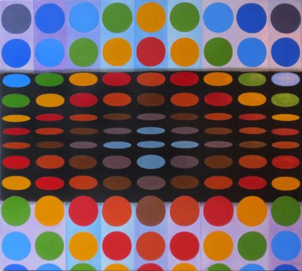 0700 City - Sue Collins - Mobile Art Gallery
