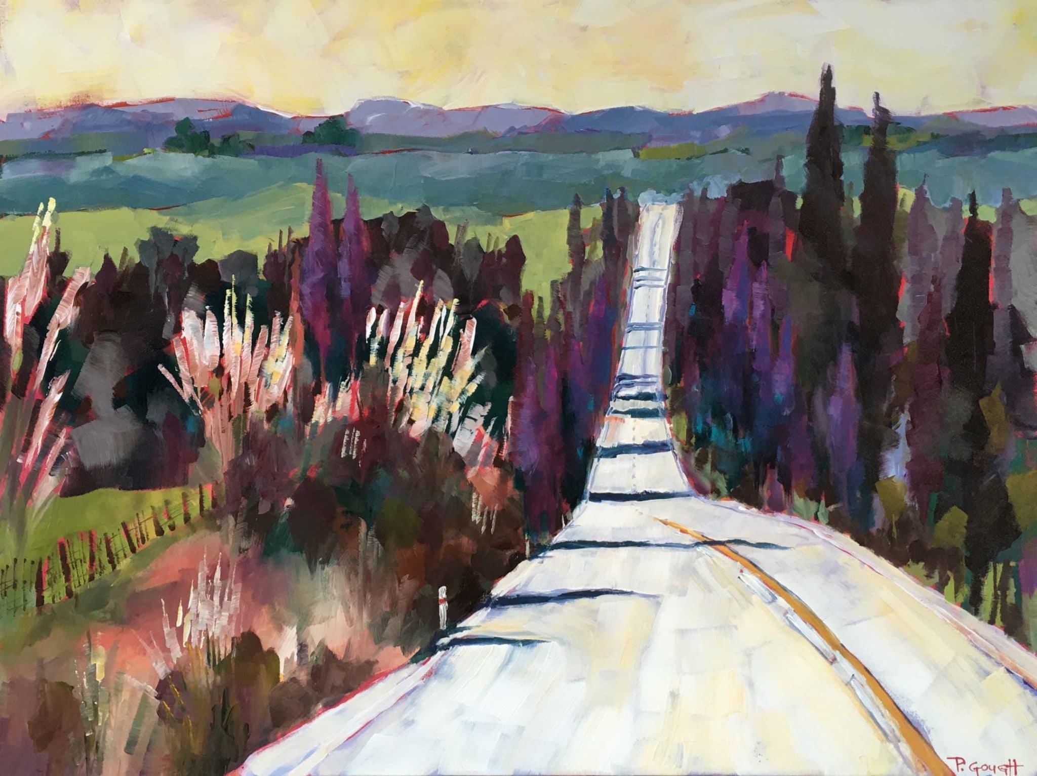 Road to Matakohe
