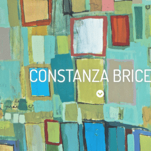 Colourful Abstract Artist Constanza Briceno