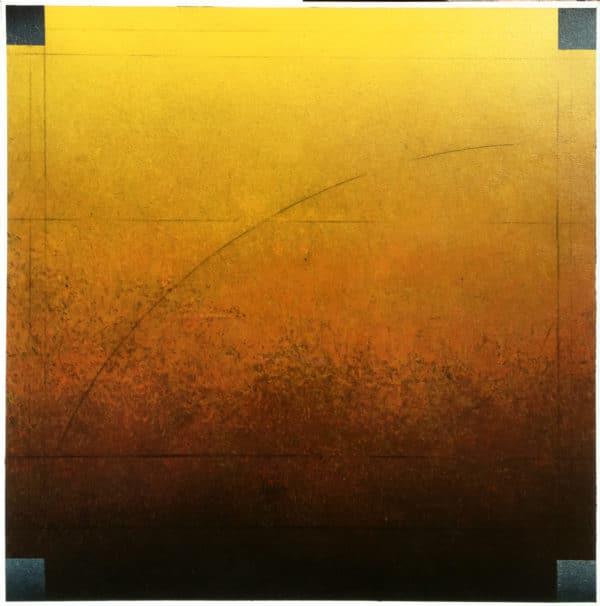 Burnt - Richard Adams - Mobile Art Gallery