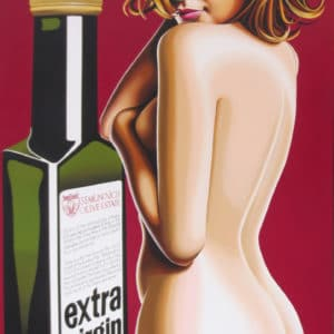 Extra Virgin - Rachel Foster - Mobile Art Gallery