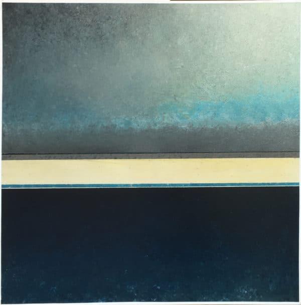 The Lake - Richard Adams - Mobile Art Gallery