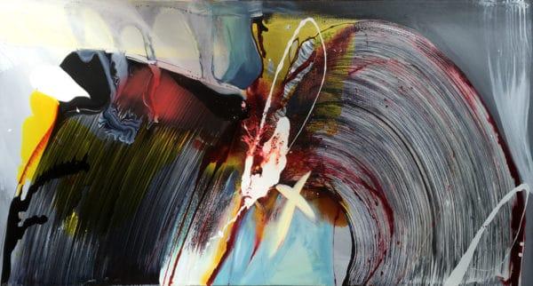 Spin 2 - Cristina Popovici - Mobile Art Gallery