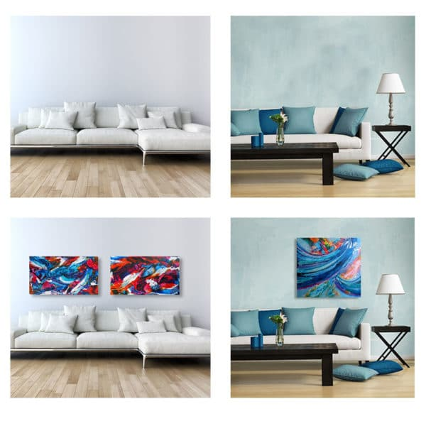 Interior Design: Great Features In Mobile Art Galleryu0027s App Can Help!