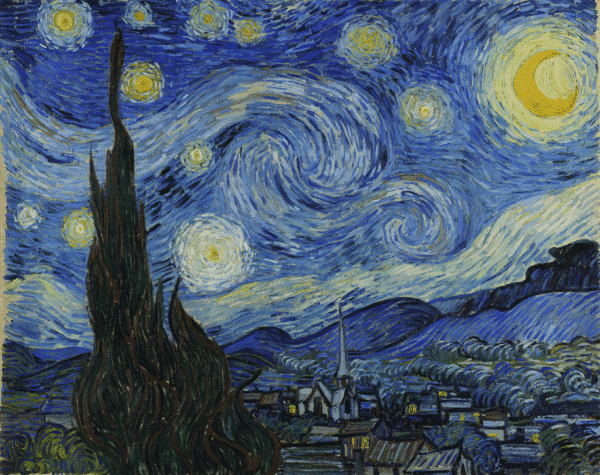 The Vincent Van Gogh painting quotes