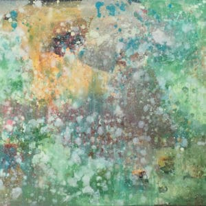 Abstract Art - Lush 2 - Art for Sale - Mobile Art Gallery
