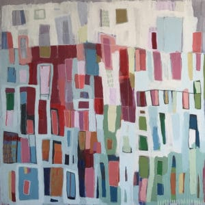 Constanza Briceno - art for sale - mobile art gallery