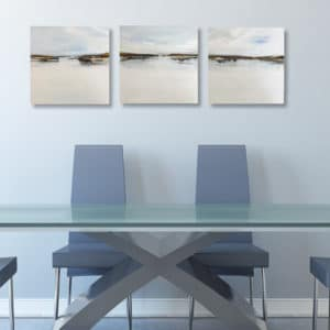 NZ Landscape Art - Mirrored Waters - art for sale - mobile art gallery