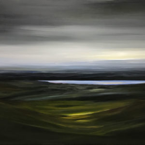 Contemporary Landscape Northland Hills by Tut Blumental