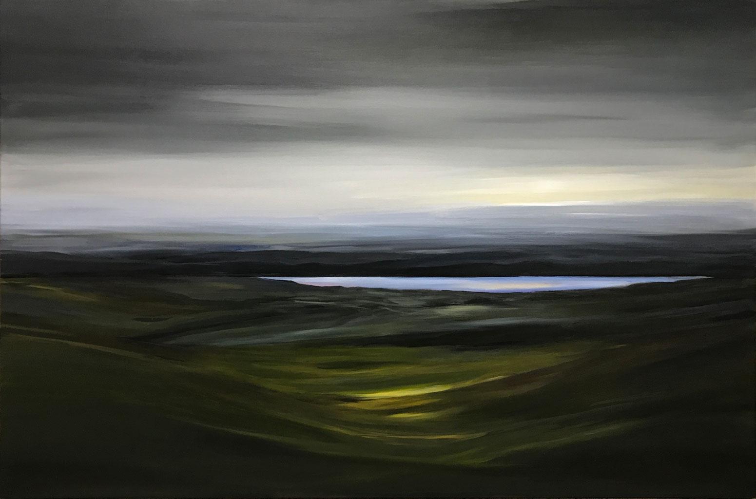 Contemporary Landscape Northland Hills by Tut Blumental