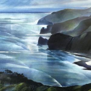 NZ Art Whites Beach North