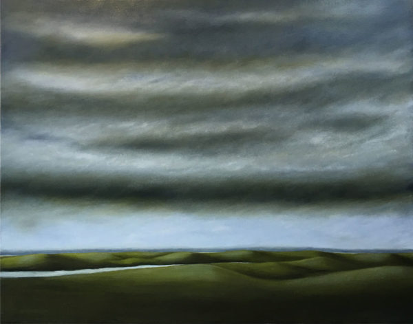 Contemporary Landscape Big Skies - Series 3 by Donna North