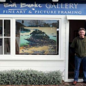 Bill Burke NZ Artist
