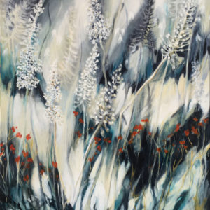 NZ Art Feather Light by Nicki Manthel