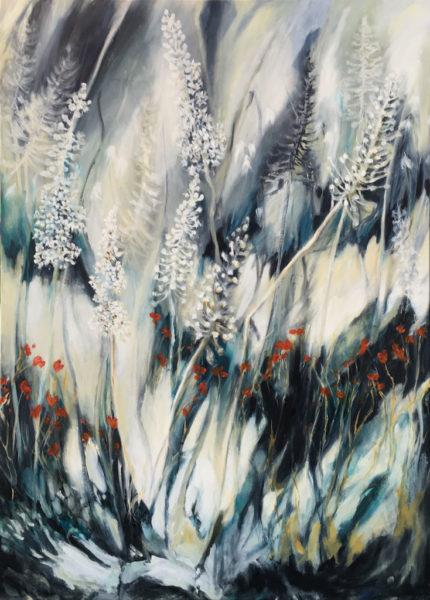 NZ Art Feather Light by Nicki Manthel