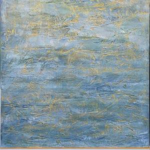Abstract Art Harmony by Judy Wood