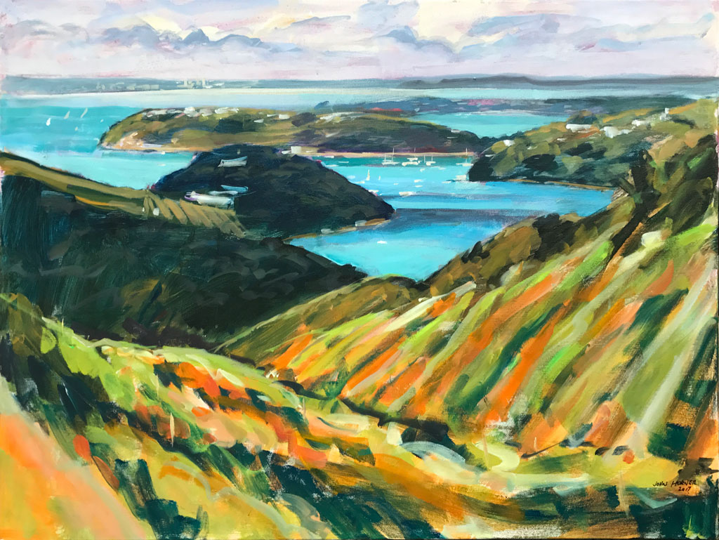 NZ LandscapePutaki Bay by John Horner