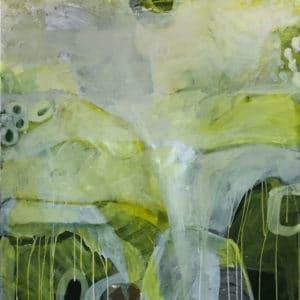 abstract art Citron