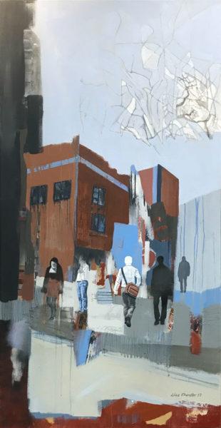 NZ Artist CityScape