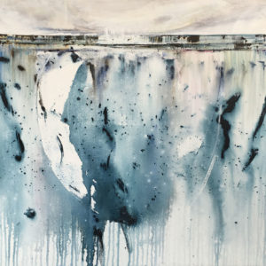 Contemporary Landscape In this Heart by Ron Hall