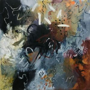 Abstract ArtMegatron Bomb by Talulah Lautrec-Nunes