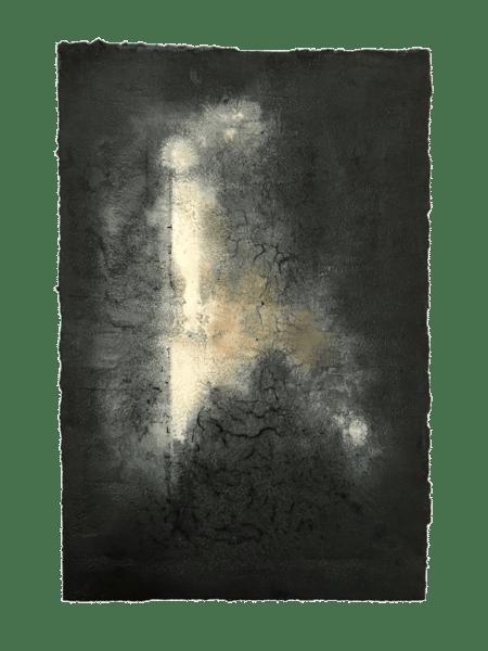 Abstract ArtBleu by Alan Gould