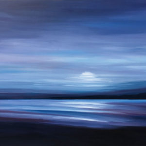 Contemporary LandscapeSoothing Night by Tut Blumental