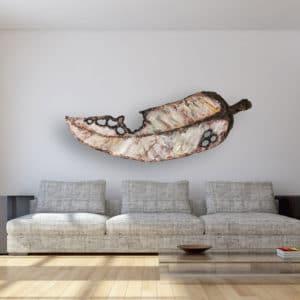 Canvas Art Gondwana 2 by Liz McAuliffe