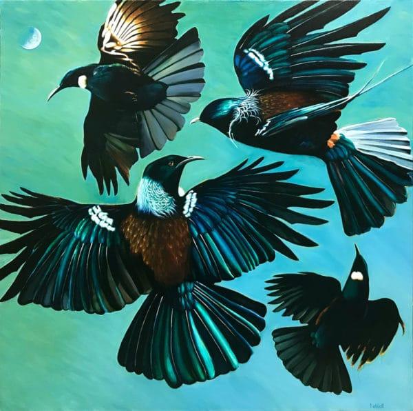 Winged-Warriors