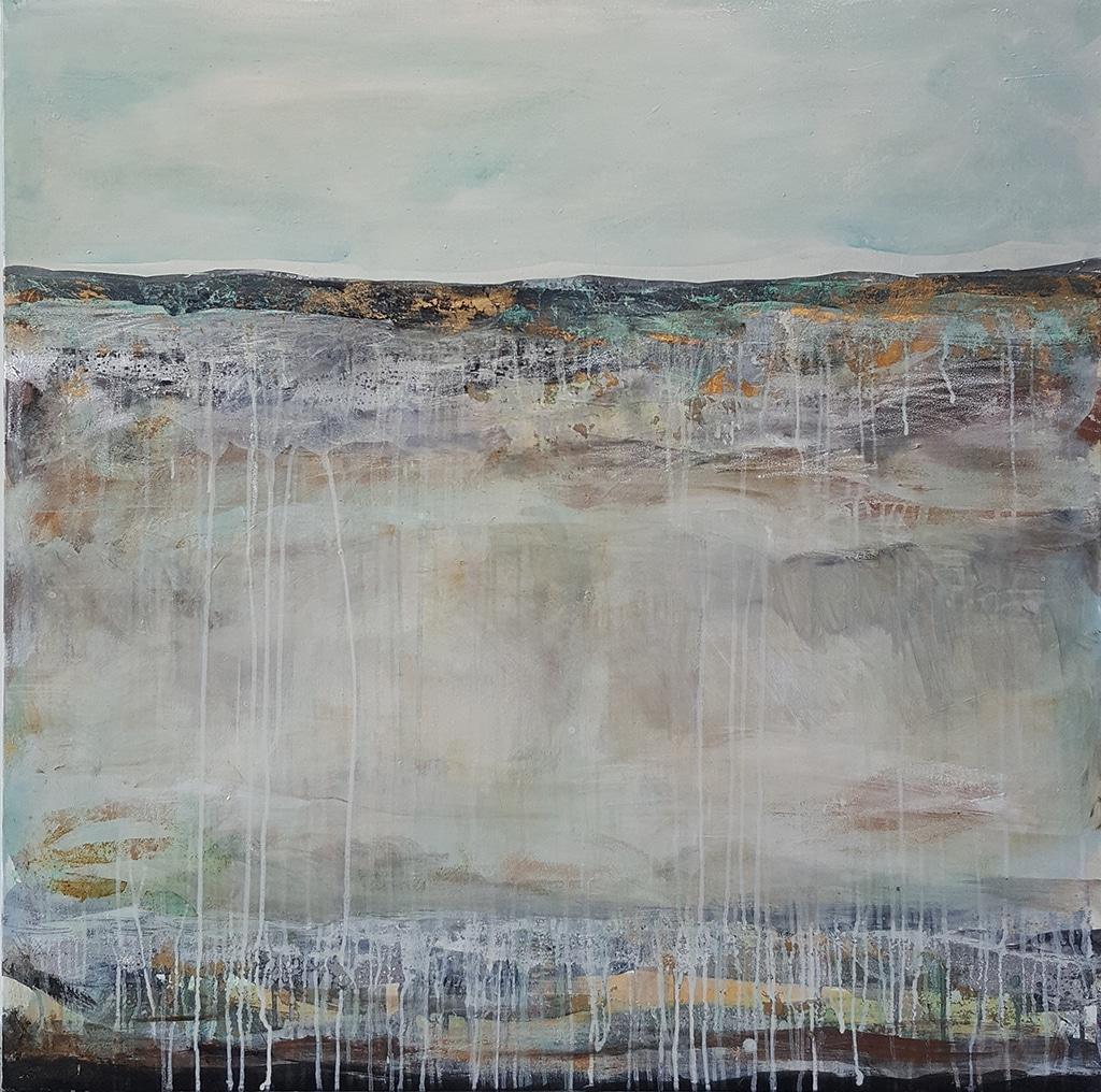 Contemporary Landscape Coast by Jody Hope Gibbons