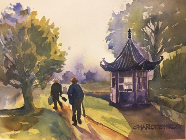Charlotte Hird Image
