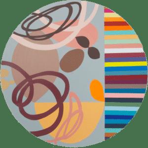 Folk Singer's Daydream by Annie Smits Sandano