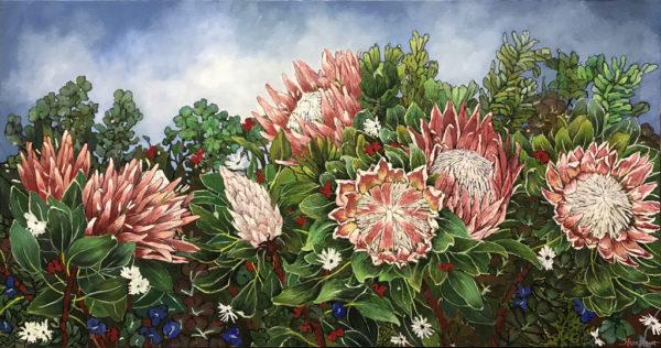 Wild-Proteas