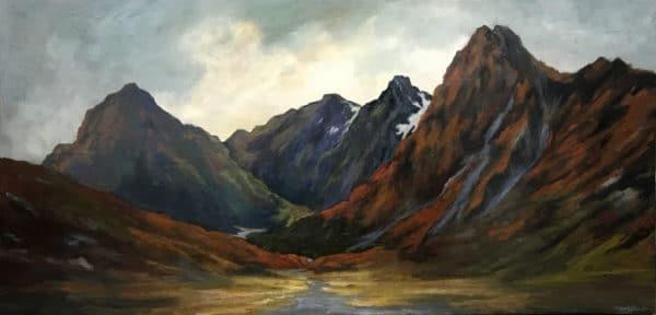 Mountain-Ranges
