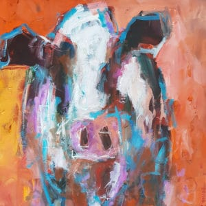 Farm animals - Nellie by Pauline Gough