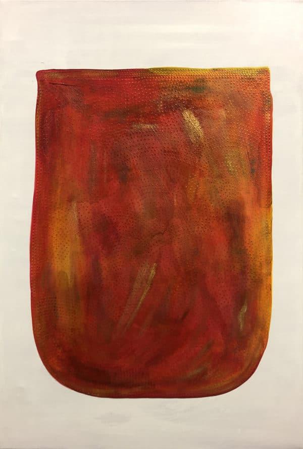 Abstract art - Vessel by Nicki Dalton