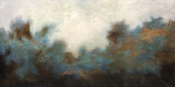 Skyscape - Aruba 1 by Hazel Hunt