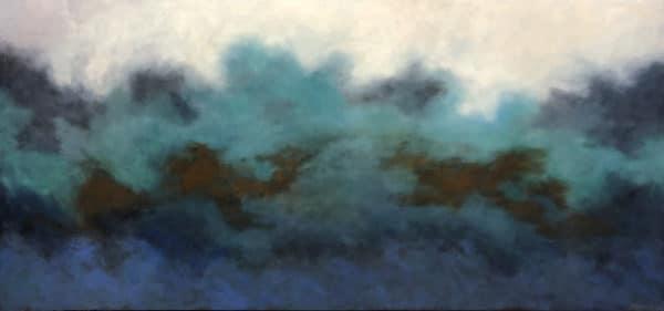 Seascape - Great Barrier 3 by Hazel Hunt